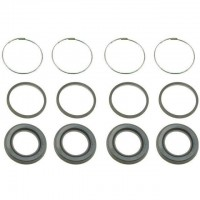 Centric 143.42024 Rear Caliper Seal Rebuild Kit, 2 Calipers - Z32