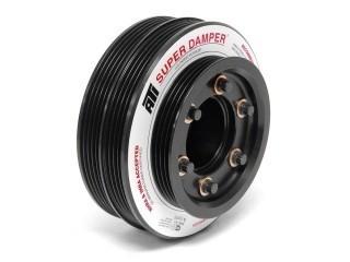 ATI Super Damper Race Crank Pulley, 1000HP - VG33/Z32 - Product Image