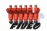 Bosche FiveO Injectors