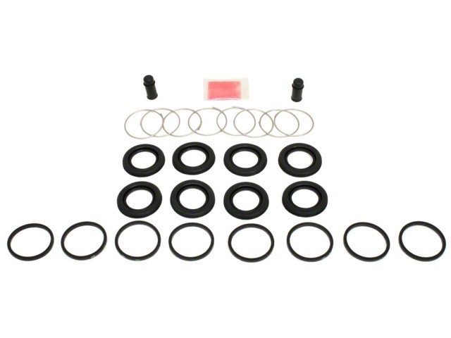 Centric 300ZX Front Caliper Seal Rebuild Kit, 2 Calipers - Product Image