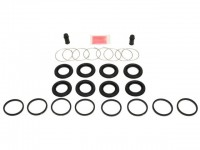 Centric 300ZX Front Caliper Seal Rebuild Kit, 2 Calipers