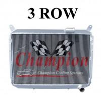 Champion Radiator - 3 Core Aluminum - Product Image