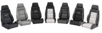 Corbeau GTS II - Reclining Seats (Pair) - Product Image