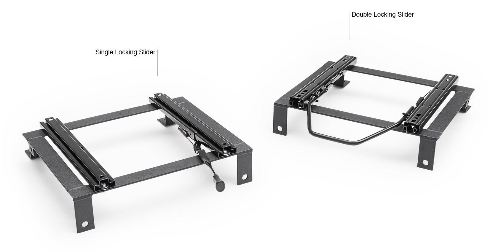 Corbeau Seat Rails - Z31 - Product Image