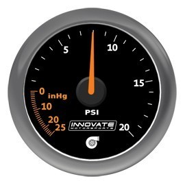 MTX-A: 20 PSI Vacuum / Boost Gauge - Product Image