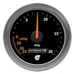 MTX-A: 20 PSI Vacuum / Boost Gauge - Product Image