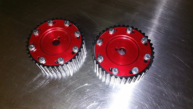 RUSS Adjustable Cam Gears  - VG30/33 - Product Image