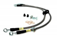 Stoptech Stainless Steel Brake Lines, Front S13 S14 Stock and BBK