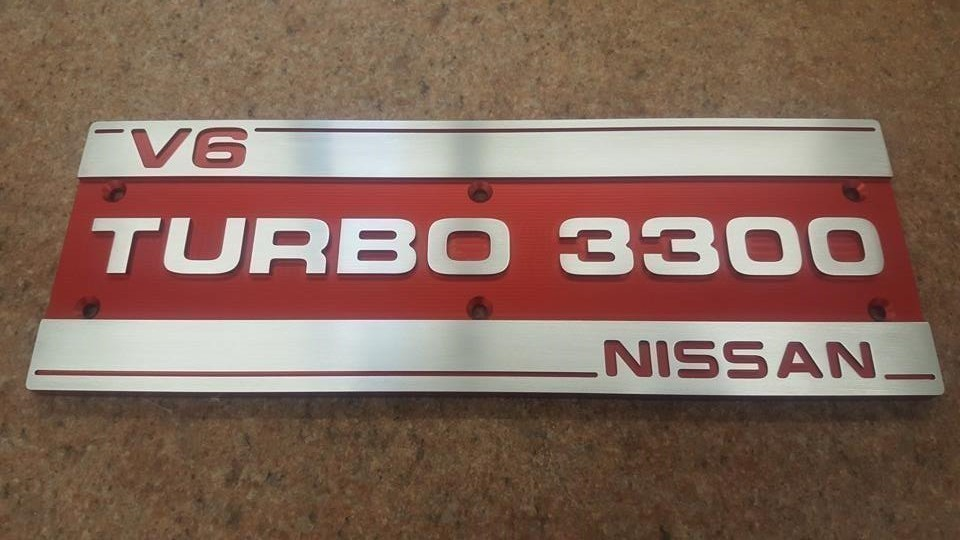 Turbo 3300 Top Engine Cover Plate Ztek: Z31 Engine Wiring Harness At Gundyle.co