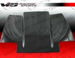 VIS Racing - 84-86 Cowl-Induction Carbon Fiber Hood - Product Image