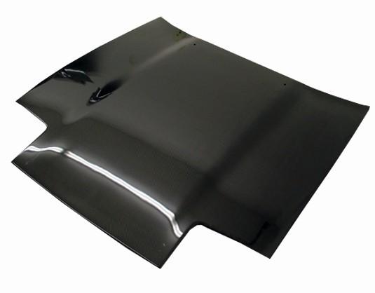 VIS Racing - 87-89 Carbon Fiber Hood