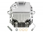 Z1 Motorsports - High Capacity Differential Cover - 350z/G35 R200 Only - Product Image